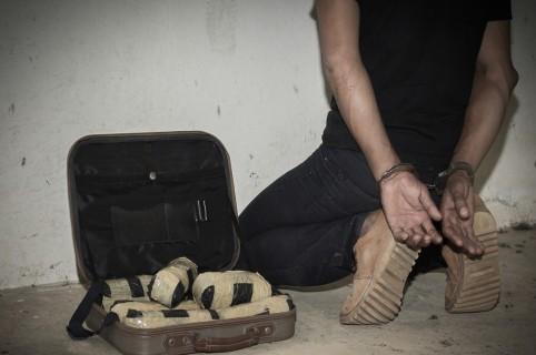 Narcotraficantes detenidos