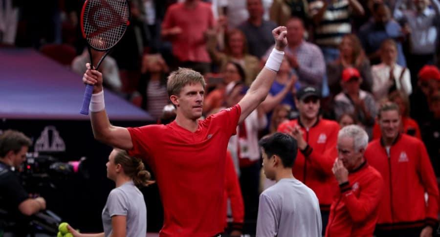 Novak Djokovic vs Kevin Anderson