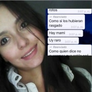 Laura Alejandra Flórez, geóloga asesinada