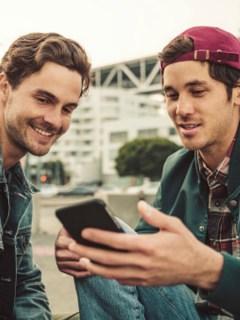 Usuarios de celular