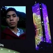 Axel Robles y Torre Colpatria