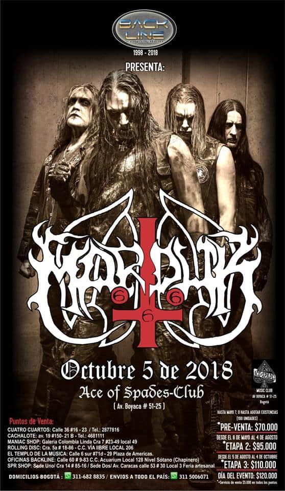 Concierto Marduk