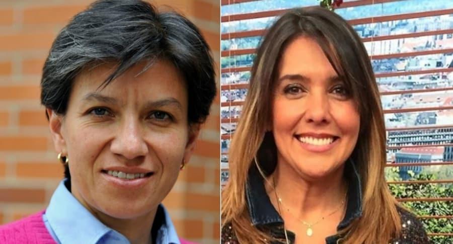 Claudia y Mónica