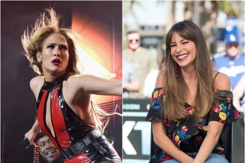 Jennifer Lopez / Sofía Vergara