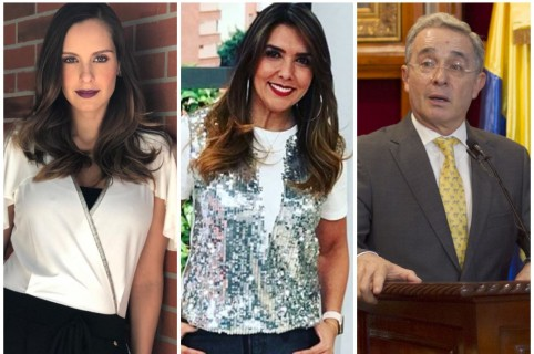 Laura Acuña / Mónica Rodríguez / Álvaro Uribe Vélez