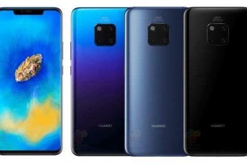 ee3c30704664a Estos serían los precios y características de los Huawei Mate 20 y Mate 20  Pro