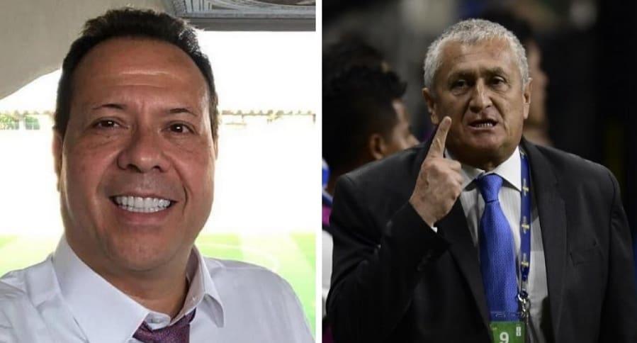 Javier Fernández y Eduardo Lara