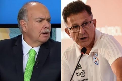 Iván Mejía y Juan Carlos Osorio