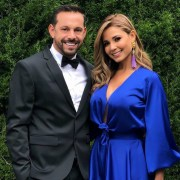 Melissa Martínez y Matías Mier