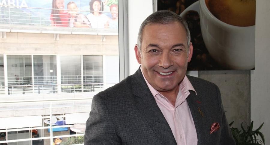 César Escola, jurado de 'Yo me llamo'.