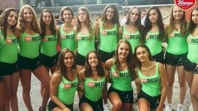 Integrantes del equipo de voleibol Vicenza