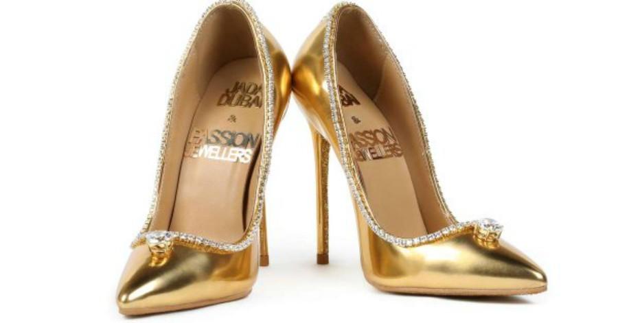 Zapatos costosos