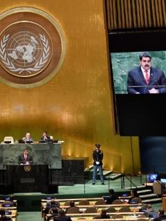 Maduro en la ONU