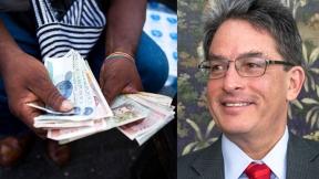 Salario mínimo, Alberto Carrasquilla