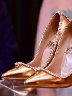 Zapatos de 17 millones de dólares