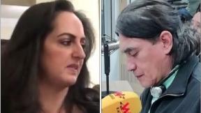 María Fernanda Caba y Gustavo Bolívar