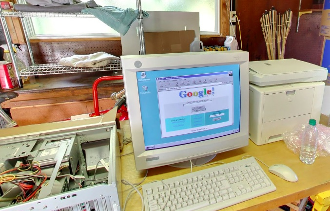 Oficina Google de Merlo Park