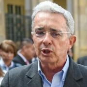Álvaro Uribe Vélez y Paloma Valencia