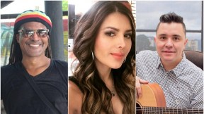 JJ Tréllez, Juliana Daza y Ricardo Torres