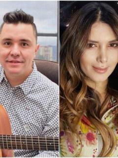 Ricardo Torres y Juliana Daza