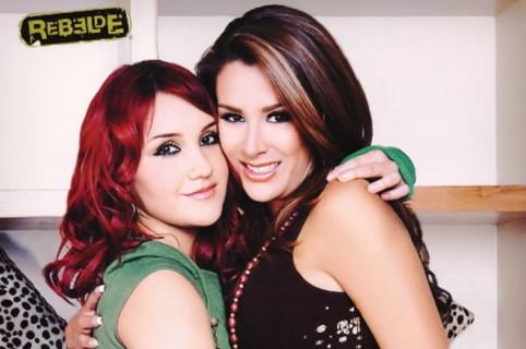 Roberta y Alma Rey