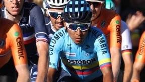 Nairo Quintana en el Mundial de Ruta