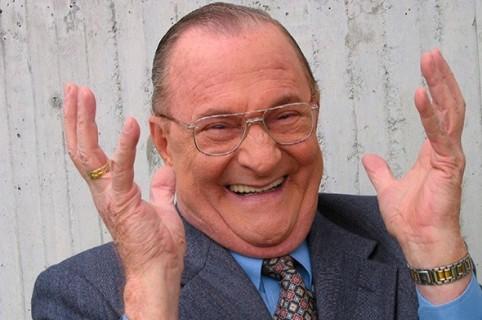 Enrique Colavizza, exhumorista de 'Sábados felices'.