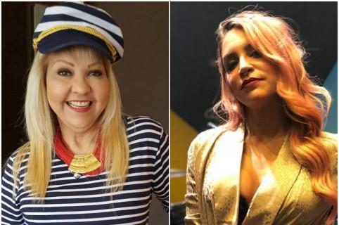 'La Gorda' Fabiola y Valentina Lizcano