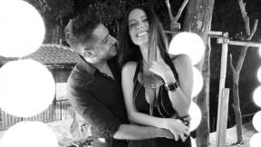 Jean Piero Spano, cantante, y su esposa, Laura Muñoz (Q.E.P.D.)