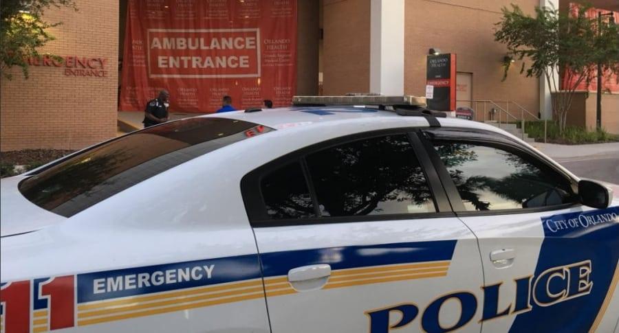 Vehículo de la Policía de Orlando