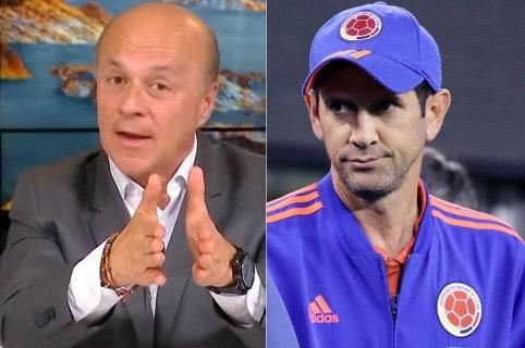 Carlos Antonio Vélez y Arturo Reyes
