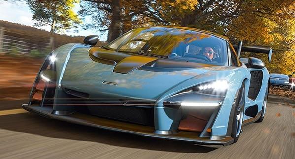 Automóvil Forza horizon 4