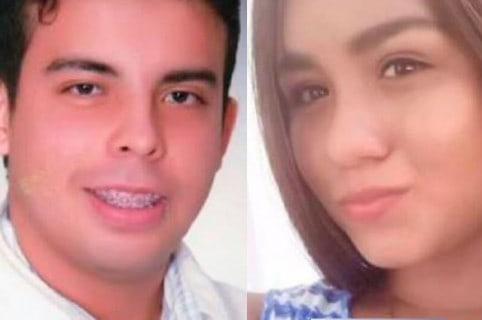 Manuel David Carranza y Malori Dayana Suárez