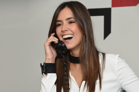 Paulina Vega, exreina y modelo.