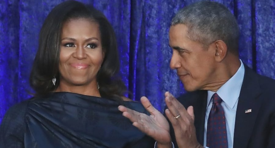 Barack y Michelle