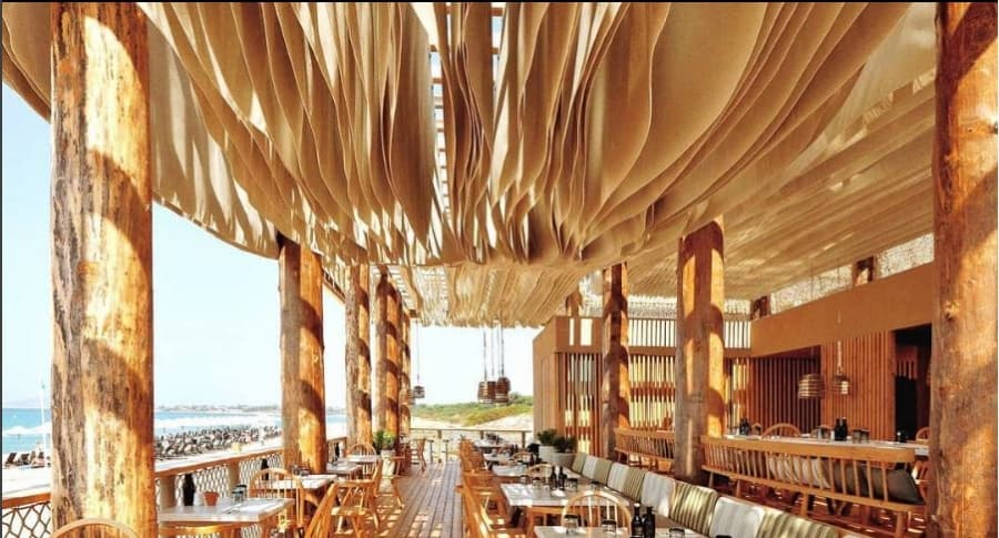 Restaurante Grecia