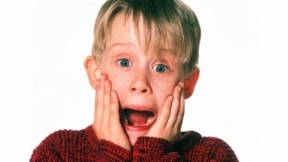 Macaulay Culkin en 'Mi pobre angelito'.
