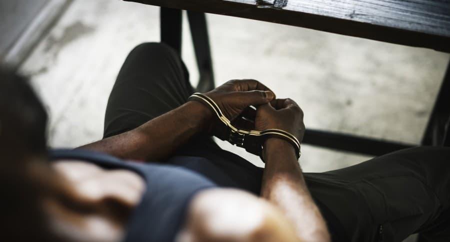 Hombre detenido