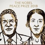 Denis Mukwege y Nadia Murad