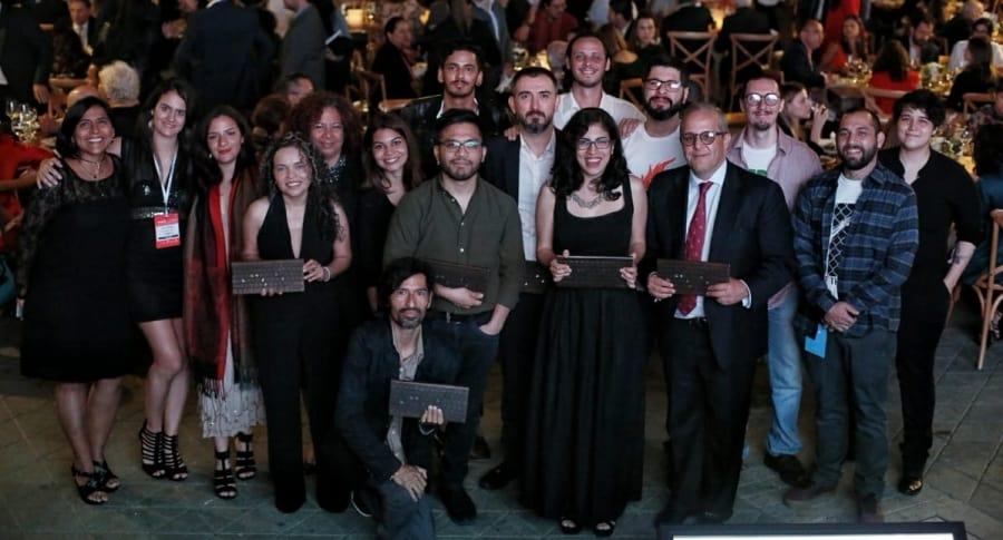 Ganadores del Premio Gabo 2018