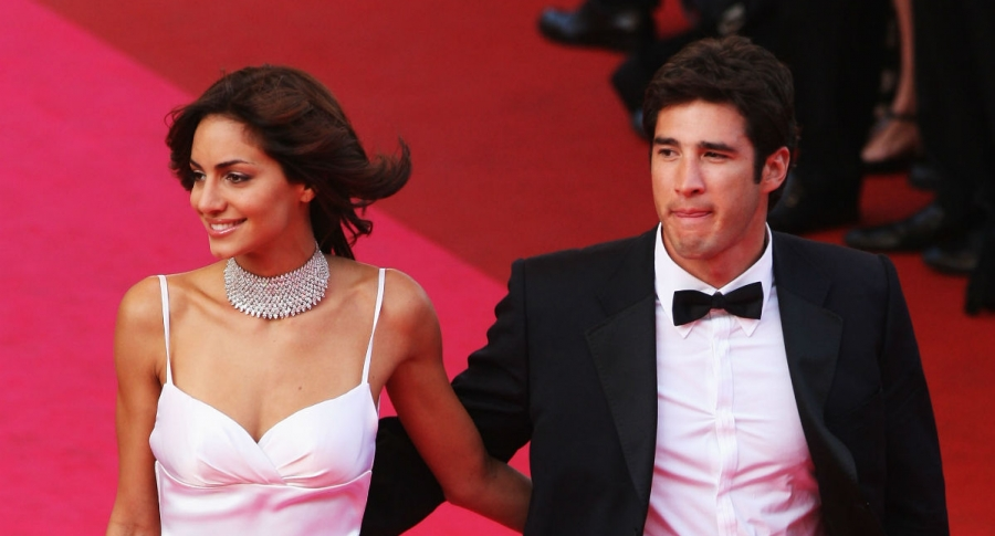 Valerie Domínguez y Juan Manuel Dávila