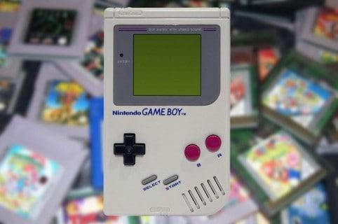 Dispositivo GameBoy