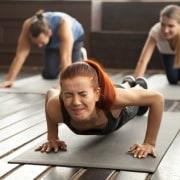 Dolor durante el ejercicio