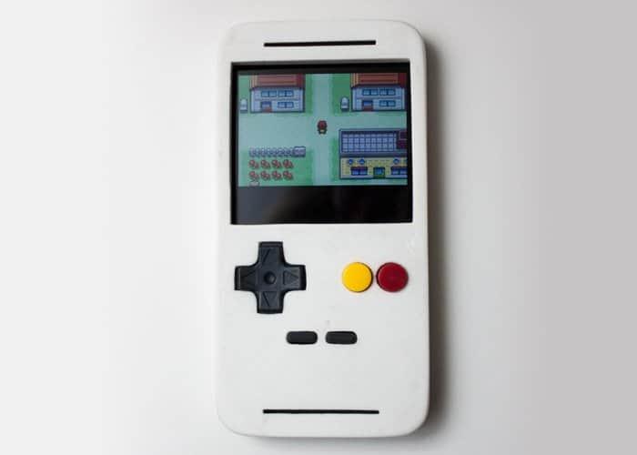 Carcasa GameBoy 4