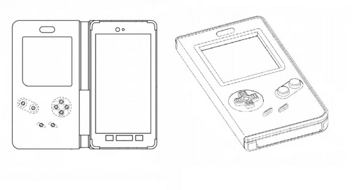 Prototipo carcasa GameBoy
