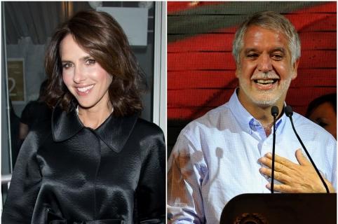Paola Turbay / Enrique Peñalosa