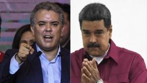 Respuesta de Duque a Maduro