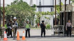 Fuga de presos en Indonesia