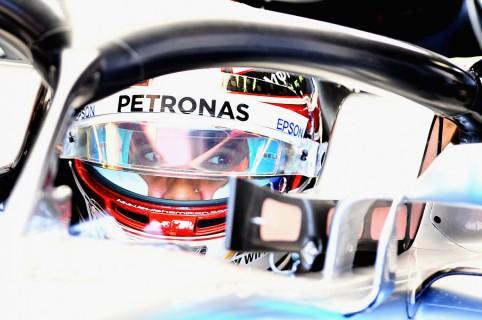 F1 - Hamilton