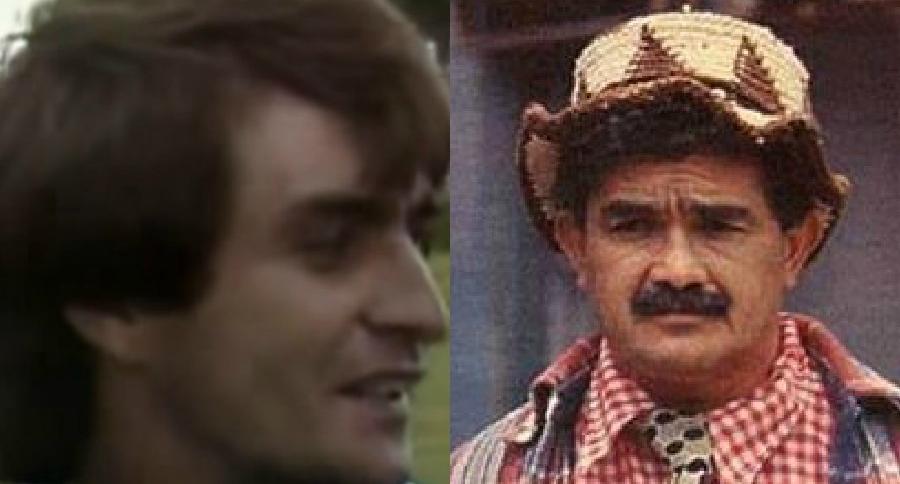 El 'Pecoso' Castro y Don Chinche